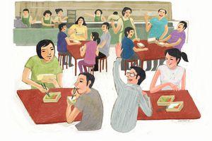 Wu Tao Chishang lunch box