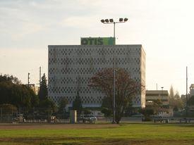 Otis College campus.