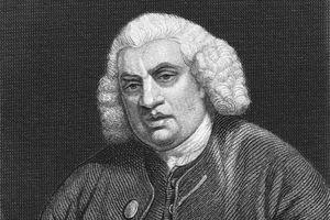 Samuel Johnson portrait