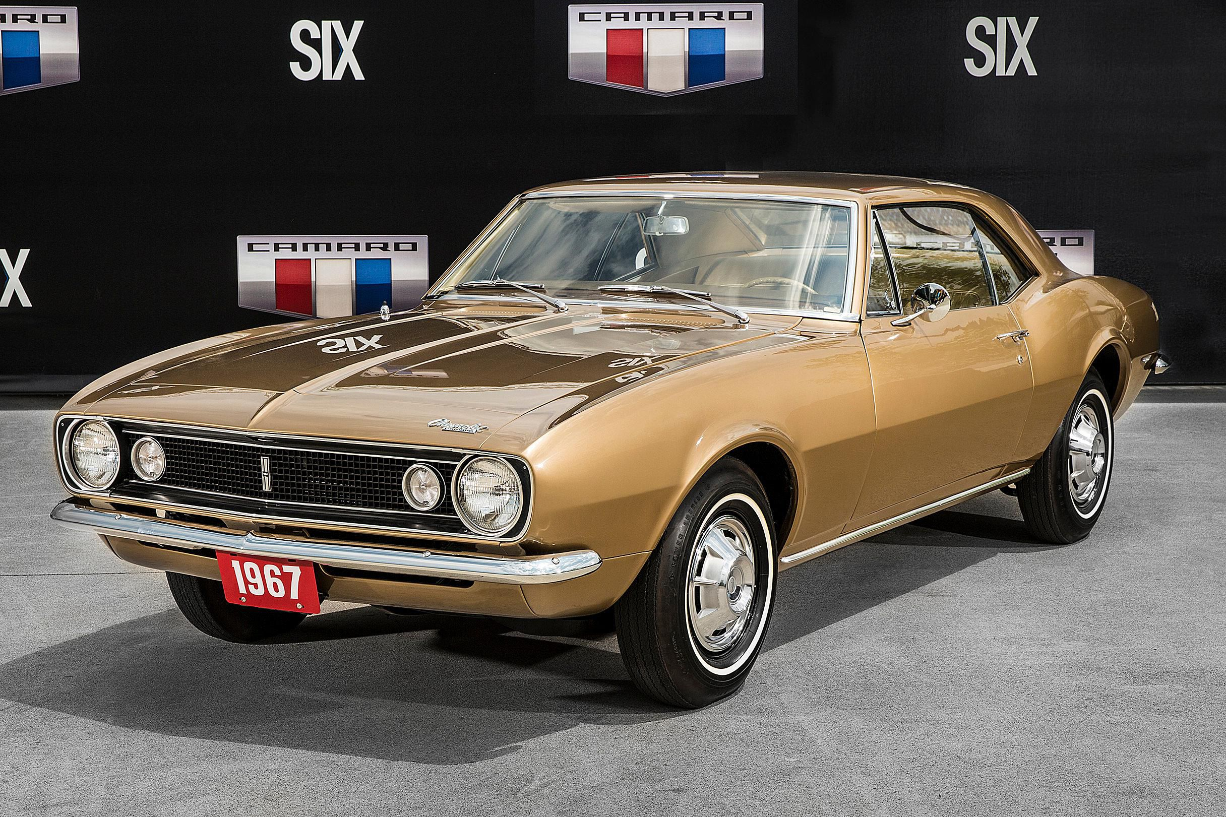 Fifty Years of the Chevrolet Camaro