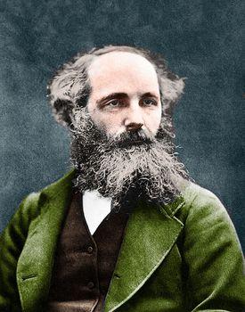 Portrait of James Clerk Maxwell