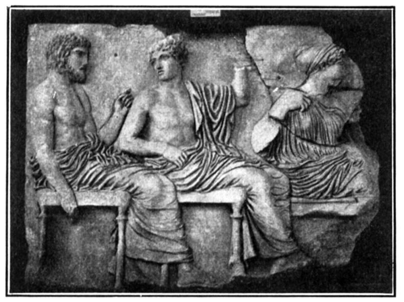 Poseidon, Apollo, and Artemis