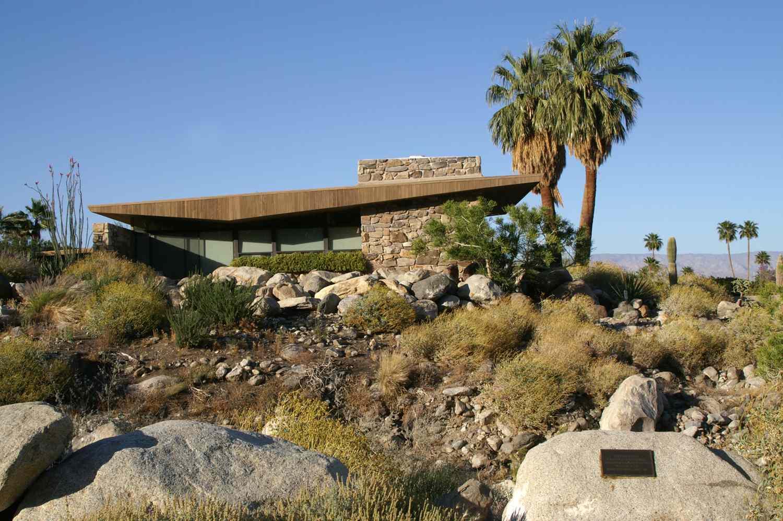 Edris House στο Παλμ Σπρινγκς, Καλιφόρνια
