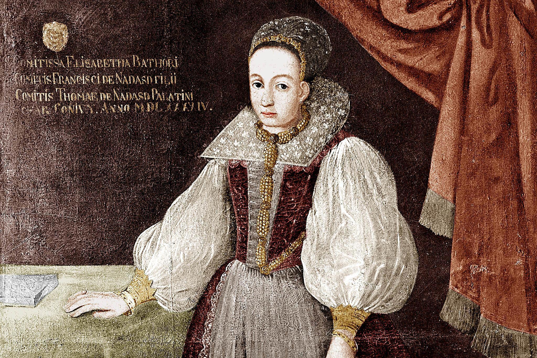 Elizabeth Bathory, Countess of Transylvania