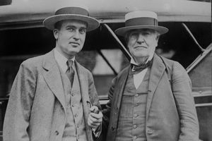 Edison And Son