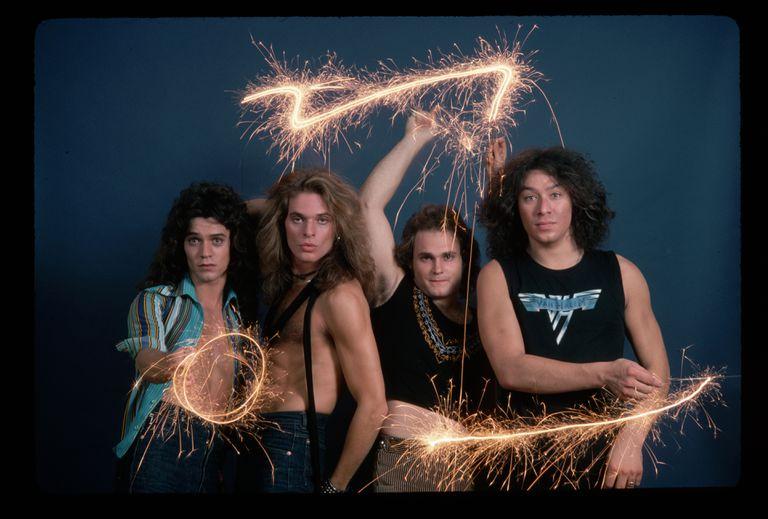 Top '80s Songs from American Hard Rock Band Van Halen