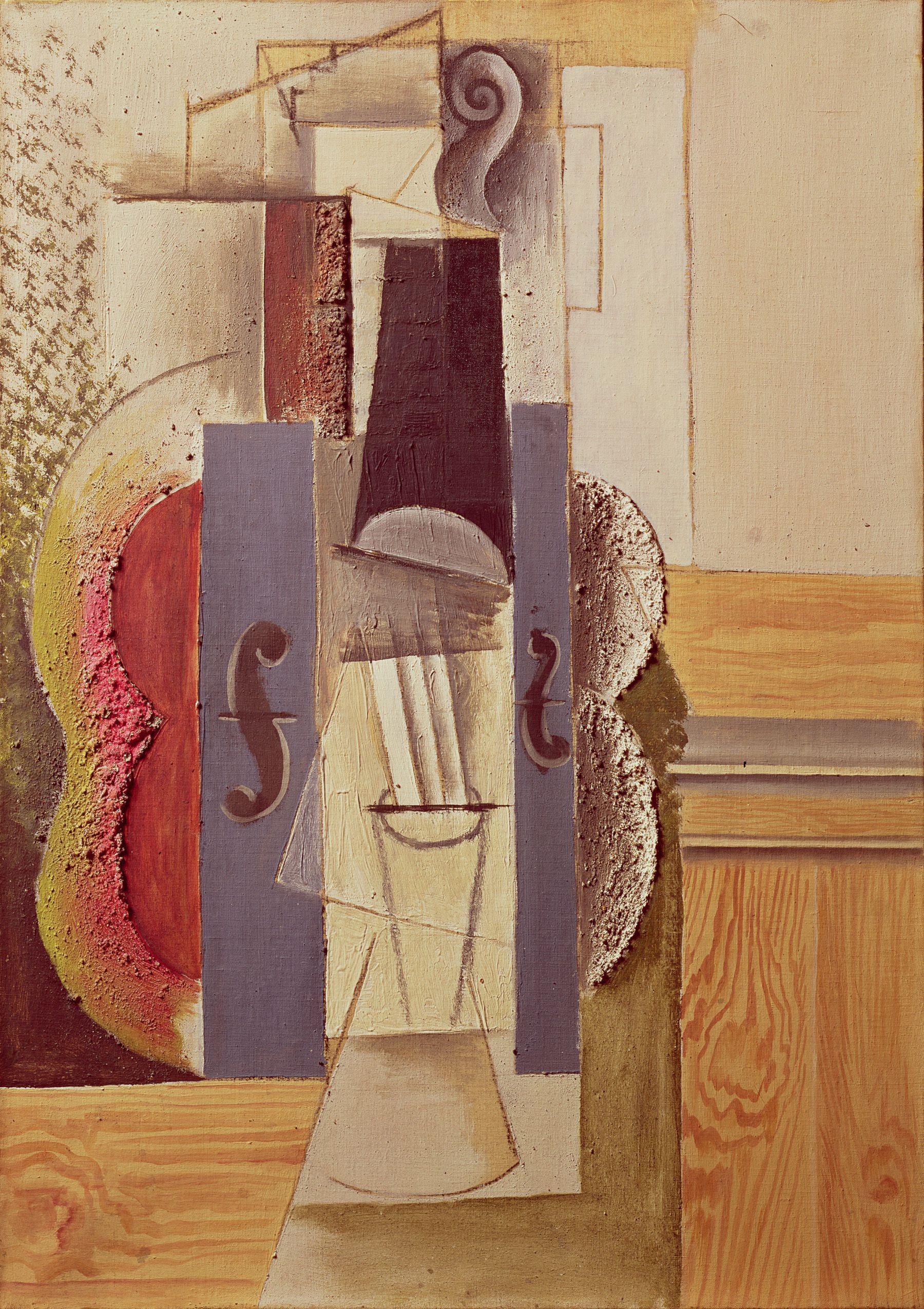 Picasso Guitars Dan Kelahiran Kubisme Sintetis