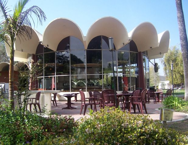 The Centrum Cafe at California Luthern University