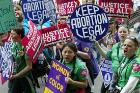 March For Abortion Rights