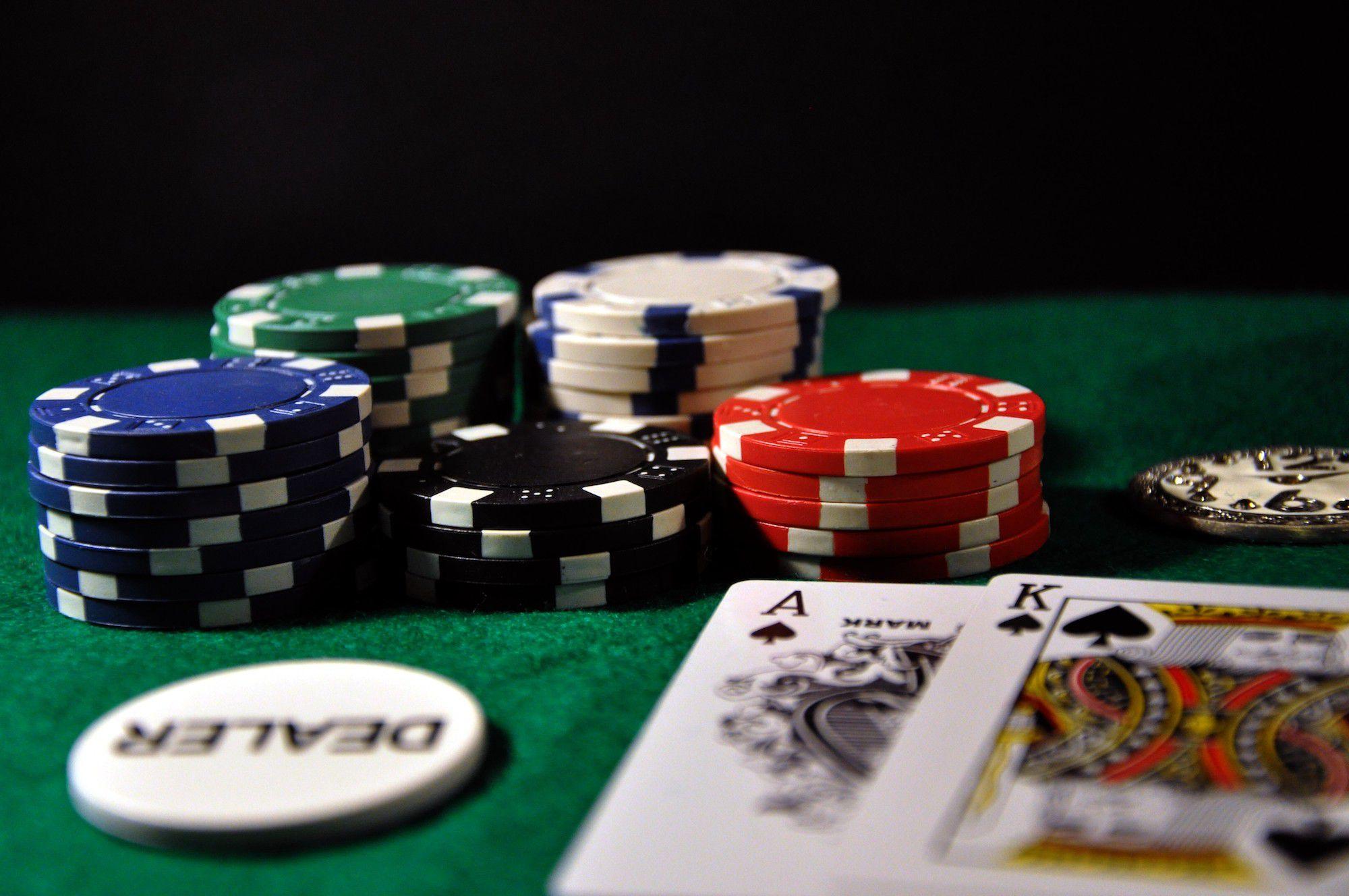Add On Poker