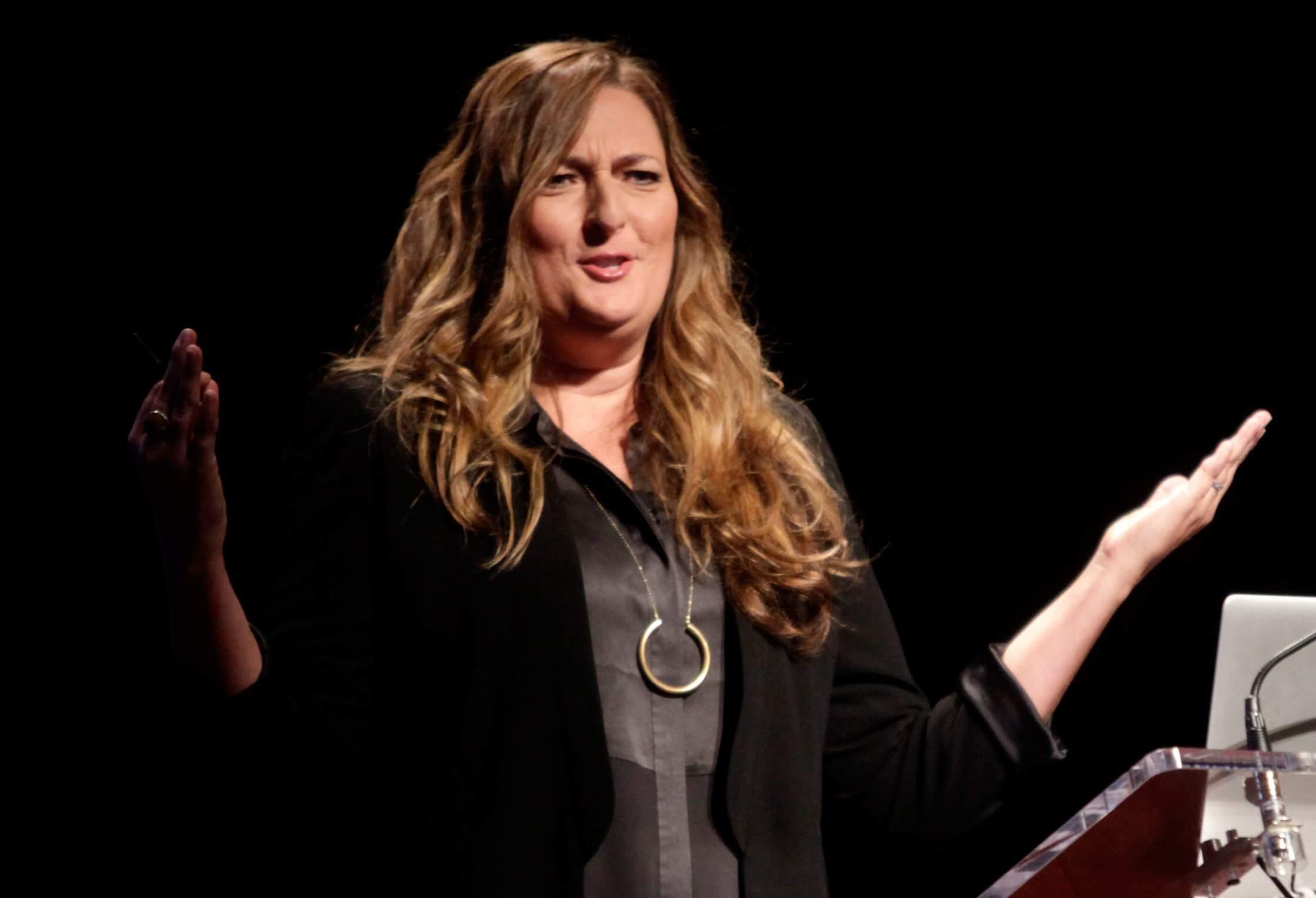 Architect Michelle Kaufmann speaks at WIRED BizCon 2014