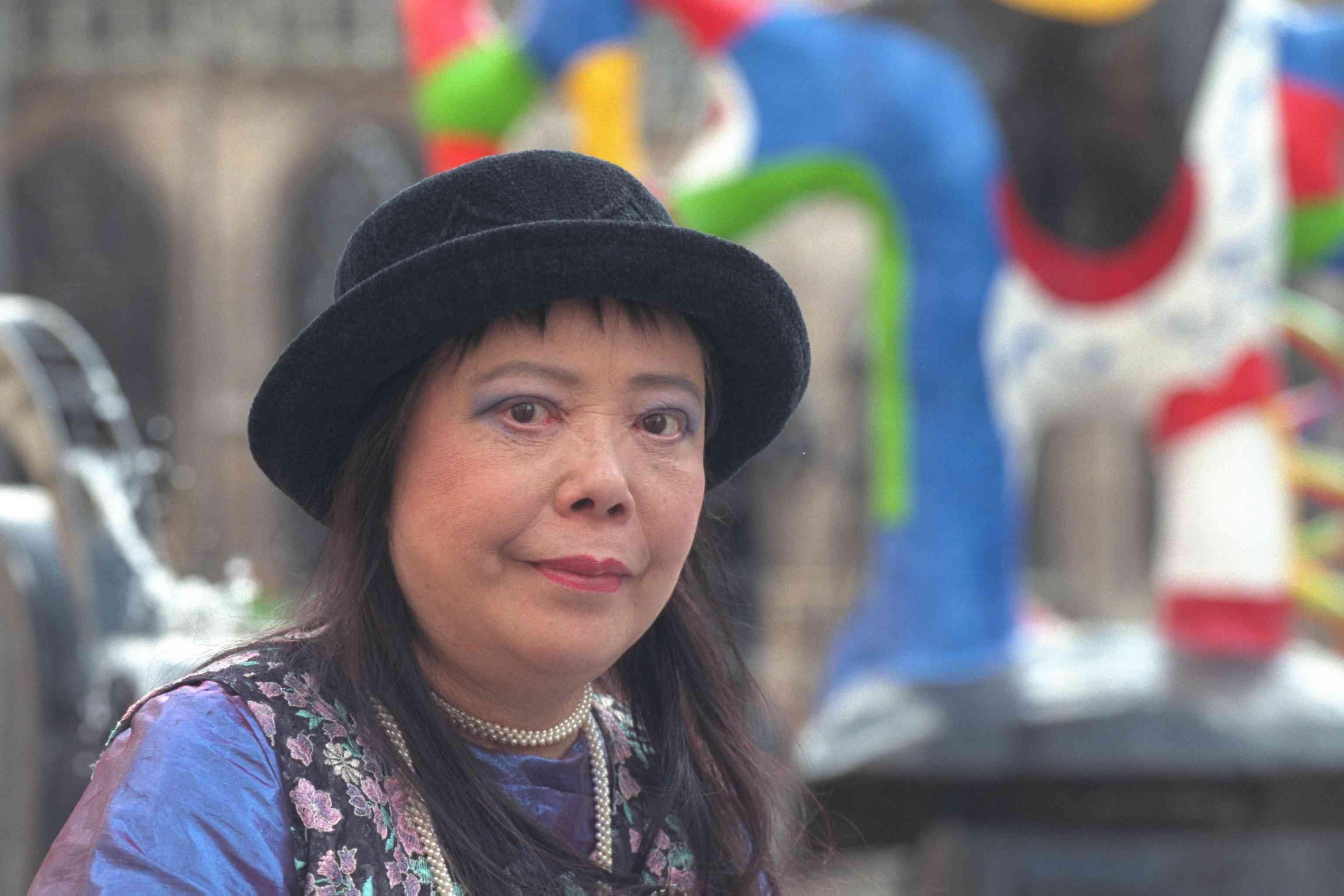PARIS: YAYOI KUSAMA EXHIBITION AT 3 VENUES