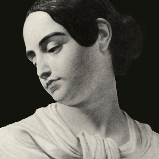 Virginia Clemm, wife of Edgar Allen Poe