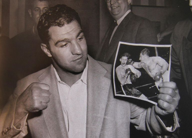 Boxer Rocky Marciano: Fight-By-Fight Career Record