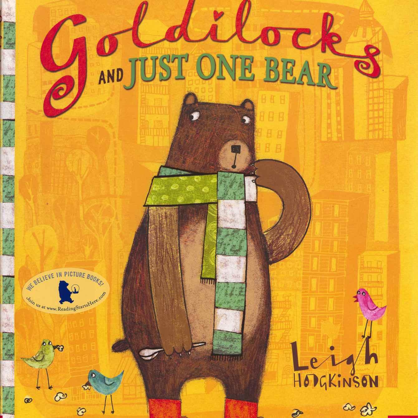 Goldlöckchen und Just Oe Bear
