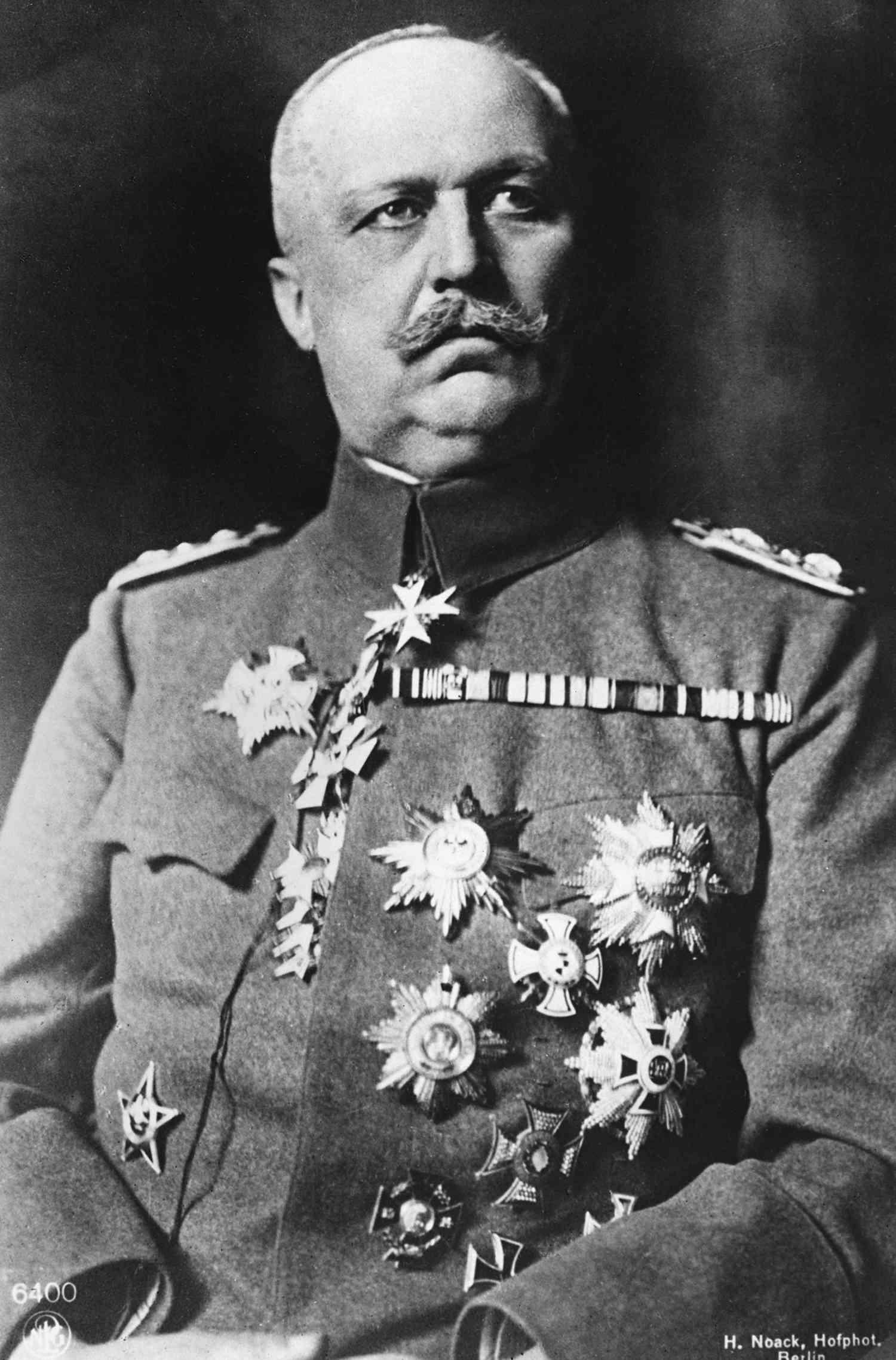 German General Von Blomberg