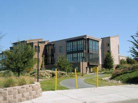 Monterey Peninsula College building