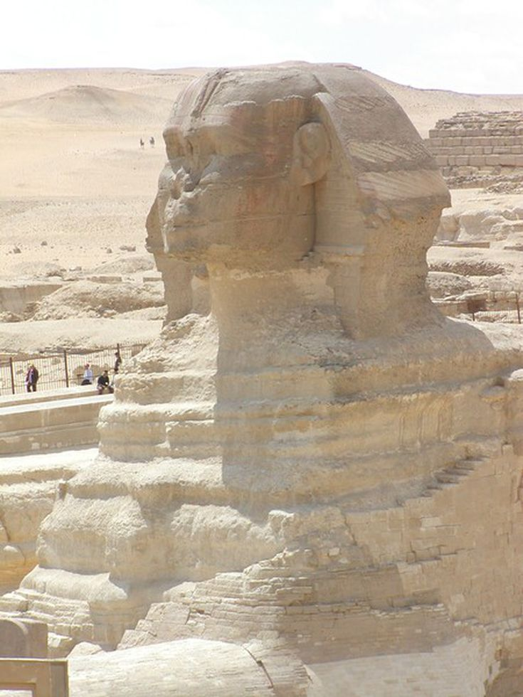 The Sphinx In Greek And Egyptian Legend