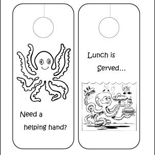 Octopus Printables 8
