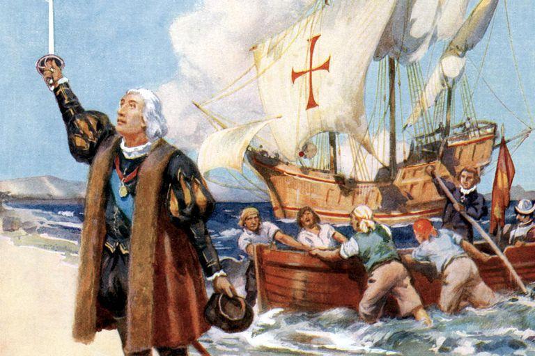 Celebrating Columbus Day