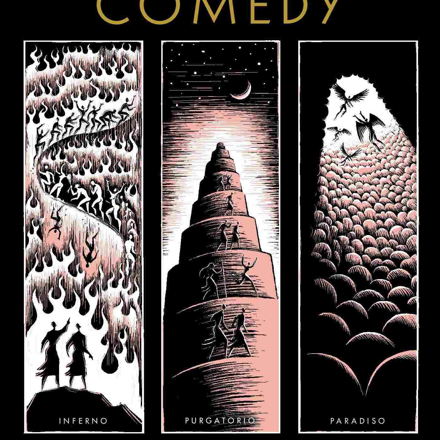 The Divine Comedy, by Dante Alighieri