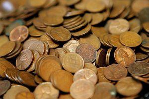 Assorted Pennies