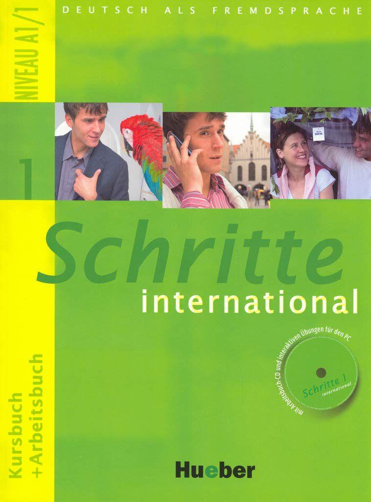 Schritte international German textbook