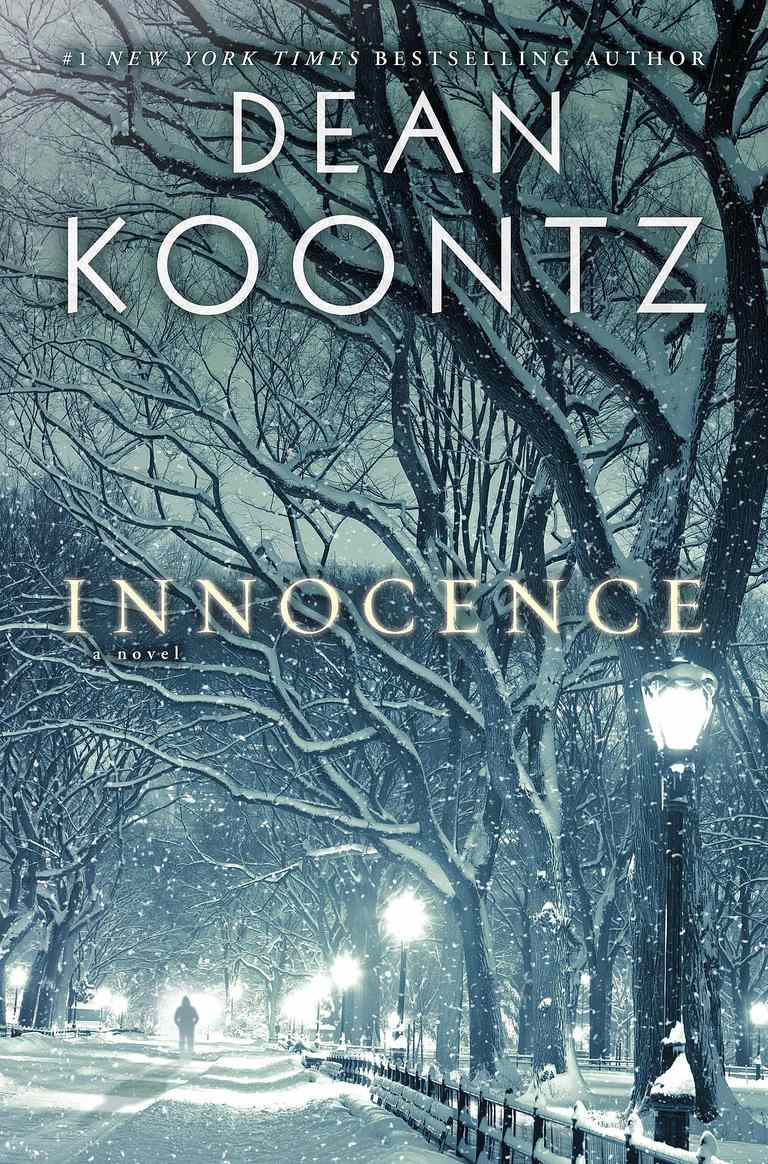Dean Koontz Book Cover