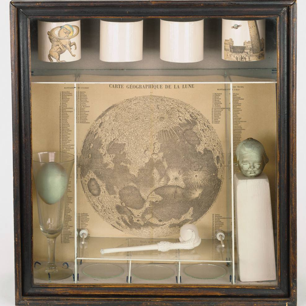 ©The Joseph and Robert Cornell Memorial Foundation/Licensed by VAGA, New York; used with permission