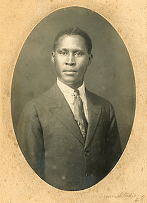 Chief Albert Luthuli