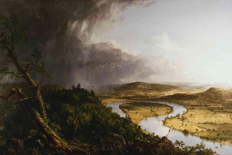 Thomas Cole's painting