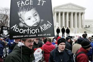 Abortion and Reproductive Choice