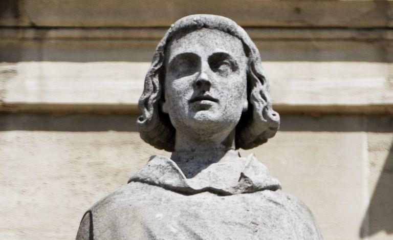 Statue of Peter Abelard
