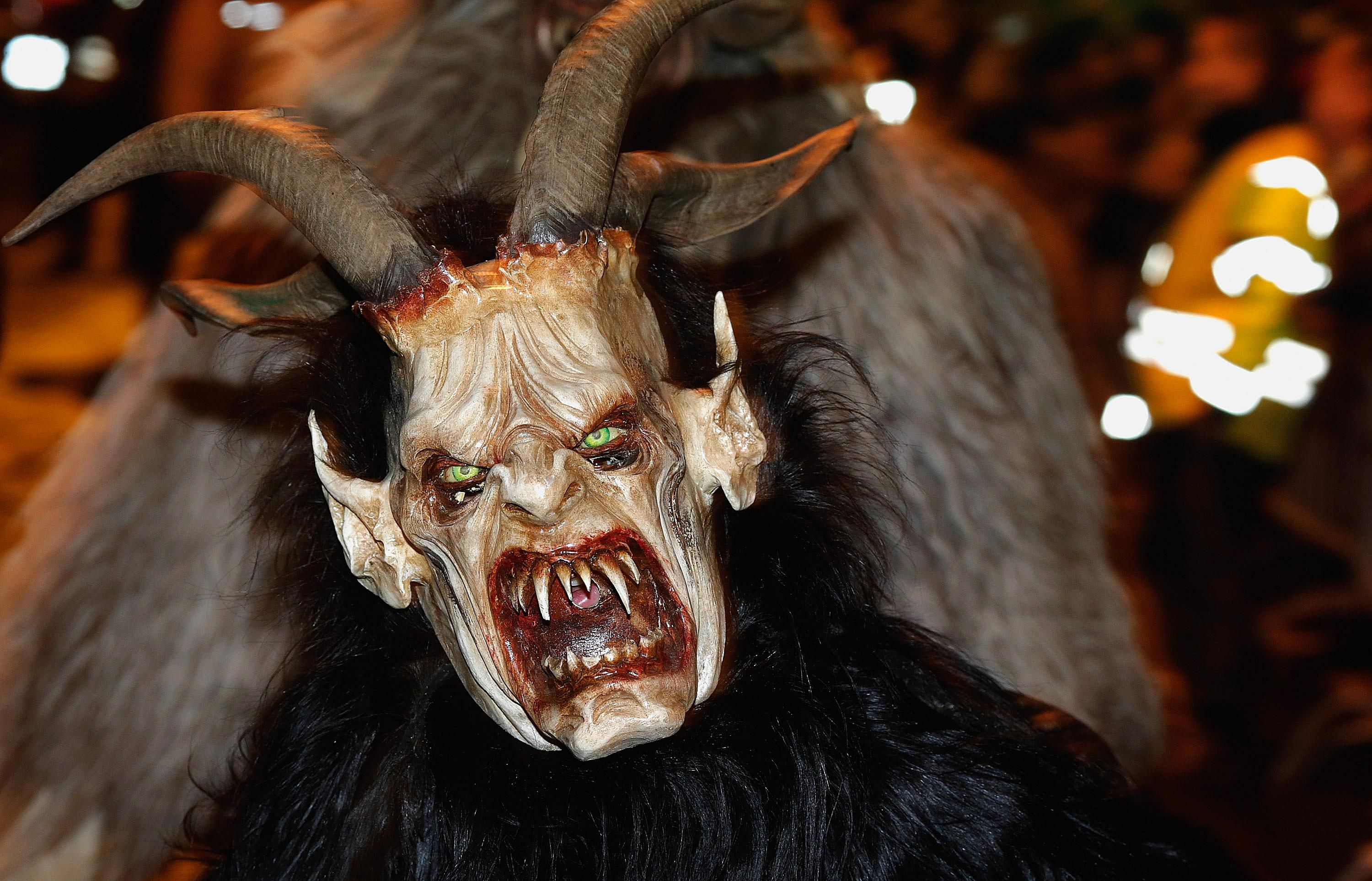 The Top 5 Scariest Christmas Monsters