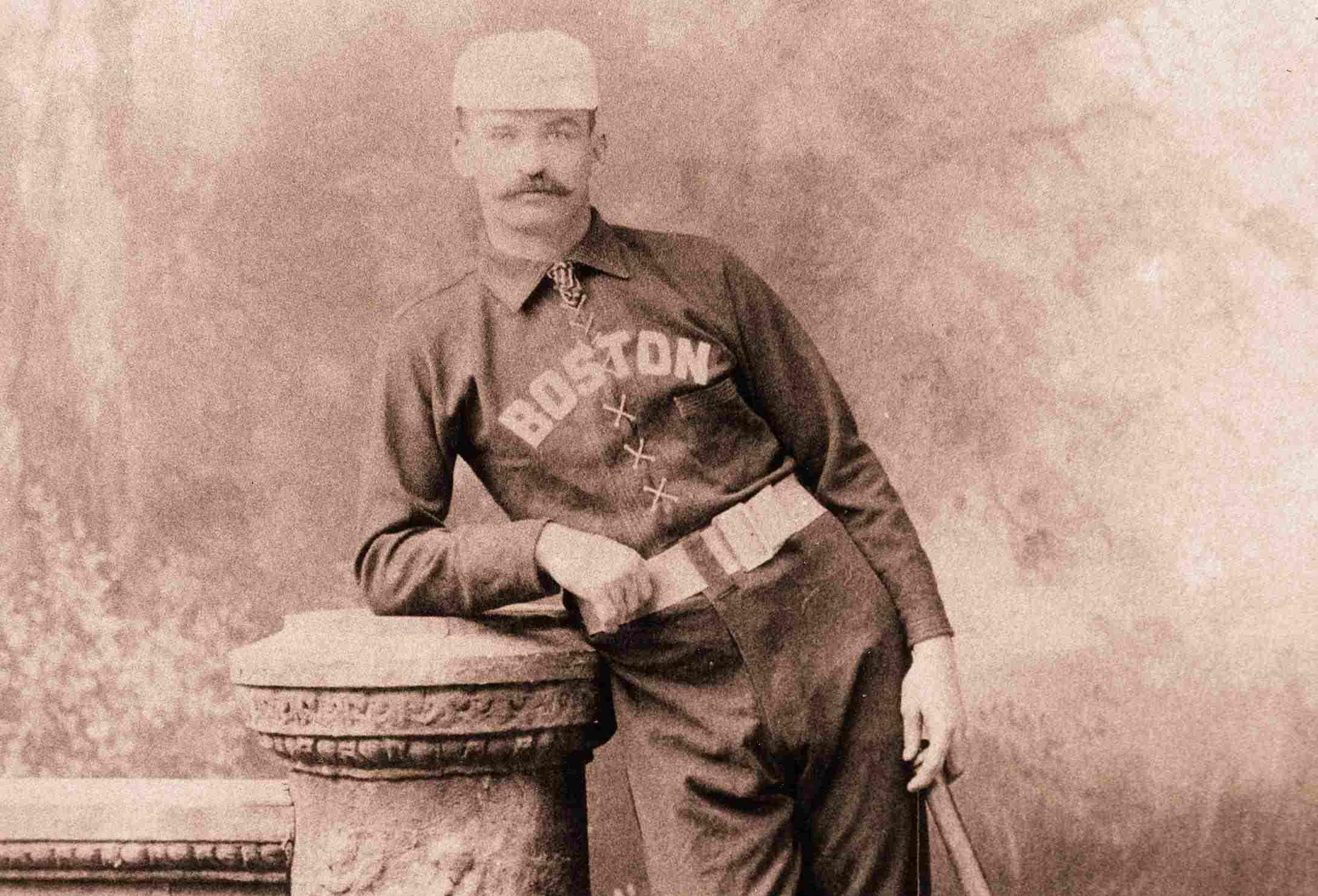 19th century baseball player King Kelly