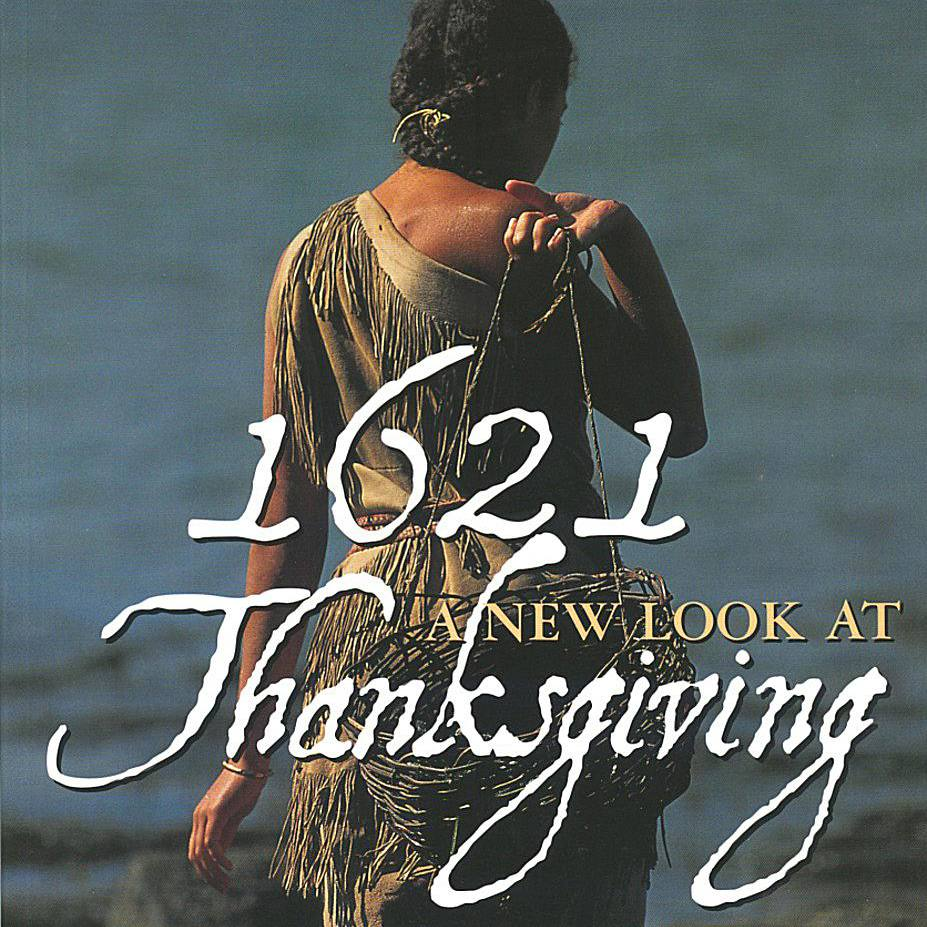 1621 New Look at Thanksgiving - Book Cover. Nonfiction Children's ...