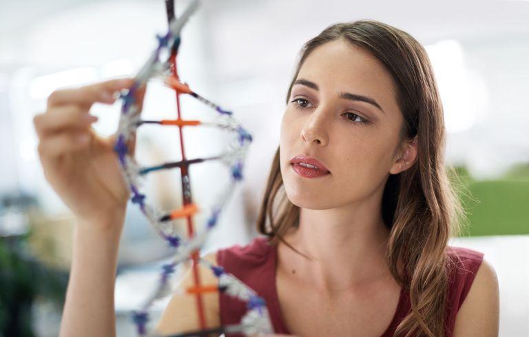 Examining the building blocks of life