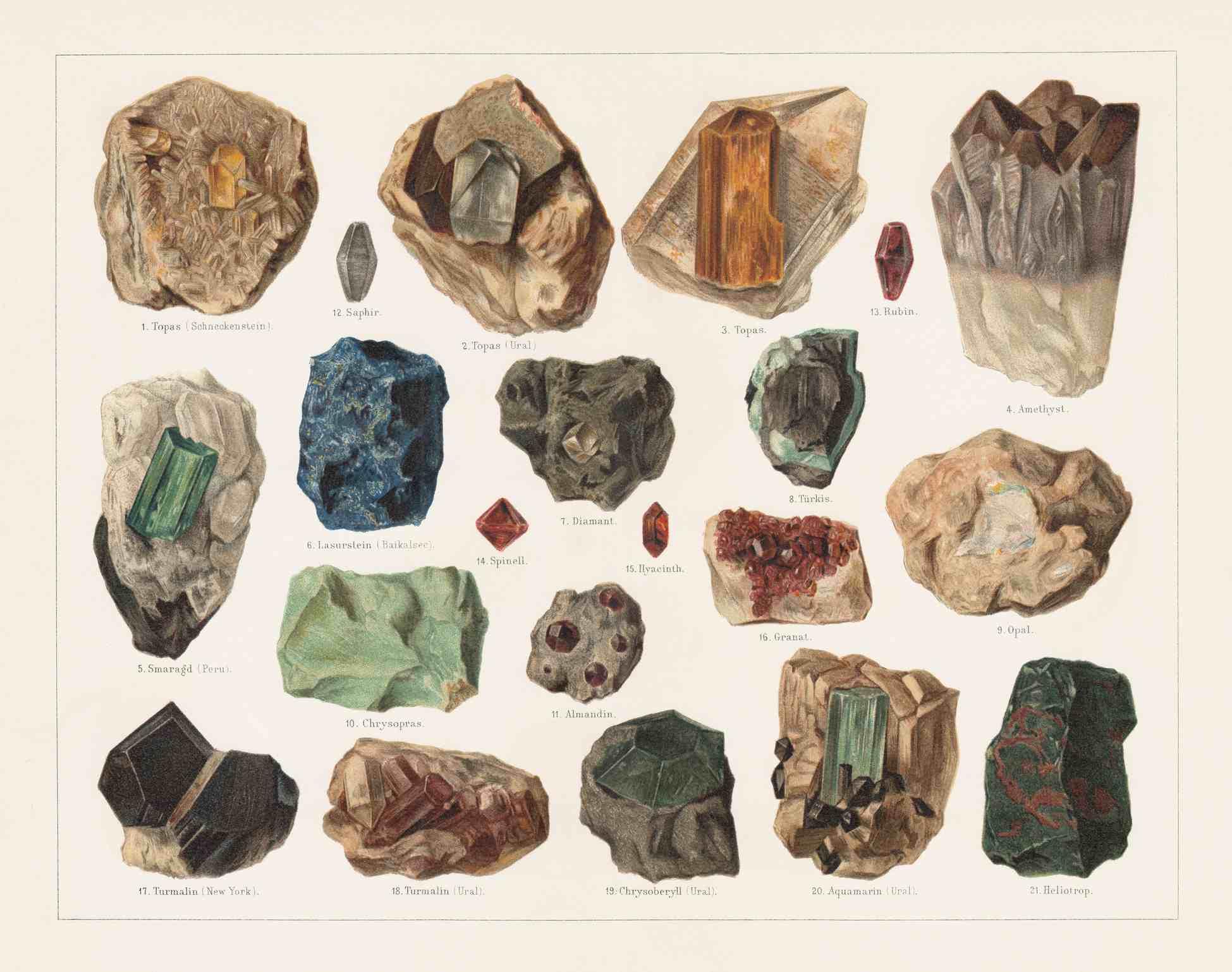все минералы с картинками важно