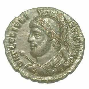 Julian the Apostate or Roman Emperor Julianus II