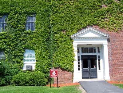 Merritt Hall at SUNY Potsdam