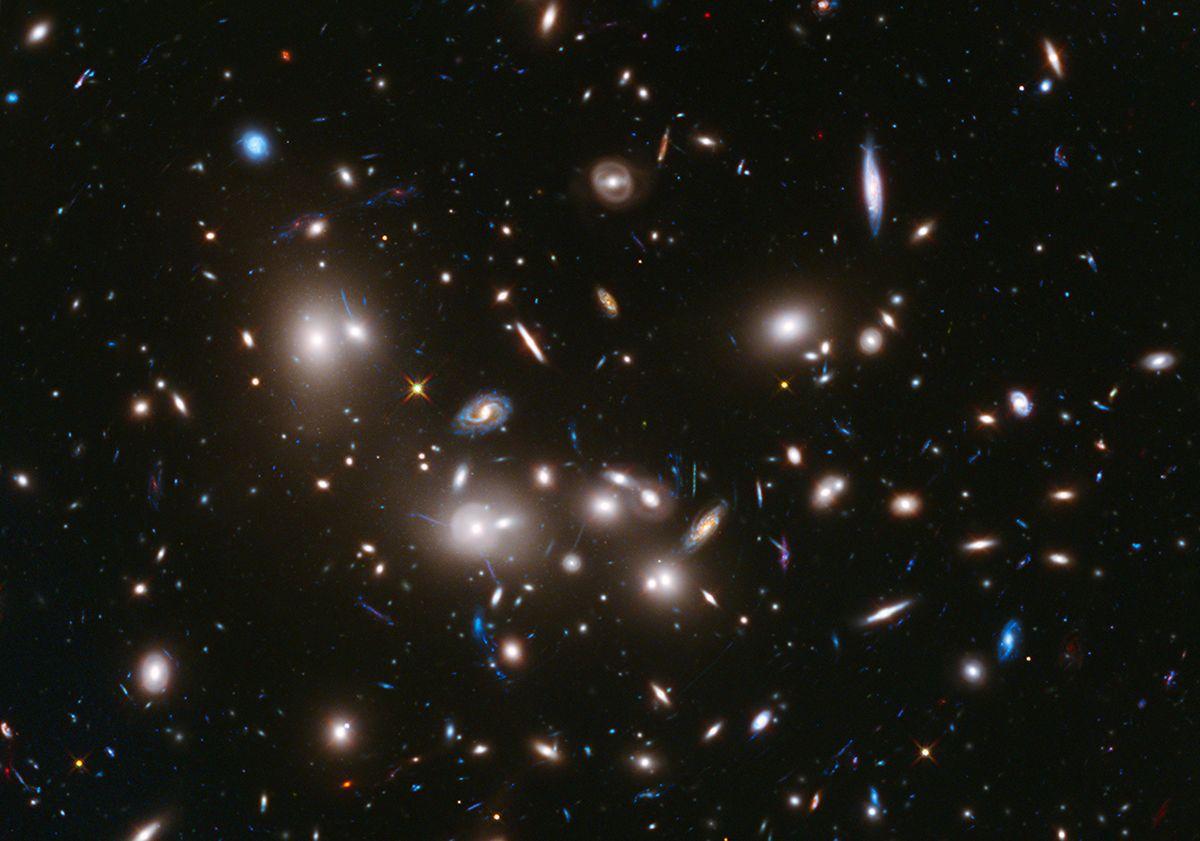 how galaxies was created - HD1200×841