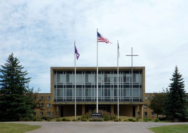 Crown College in Minnesota
