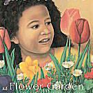 Cover Art of the children's picture book Flower Garden