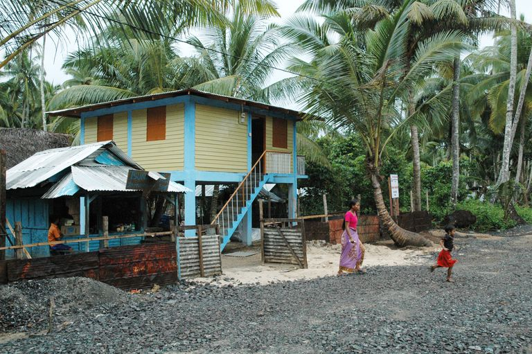 The Best of Tsunami-Resistant Building