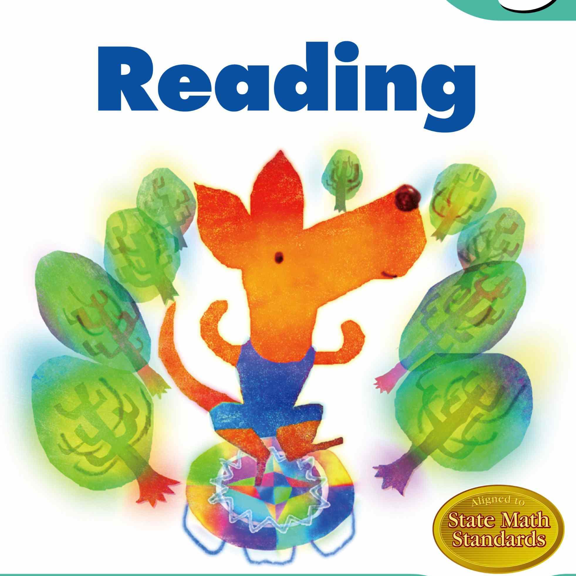 Kumon Grade 3 Reading Workbooks