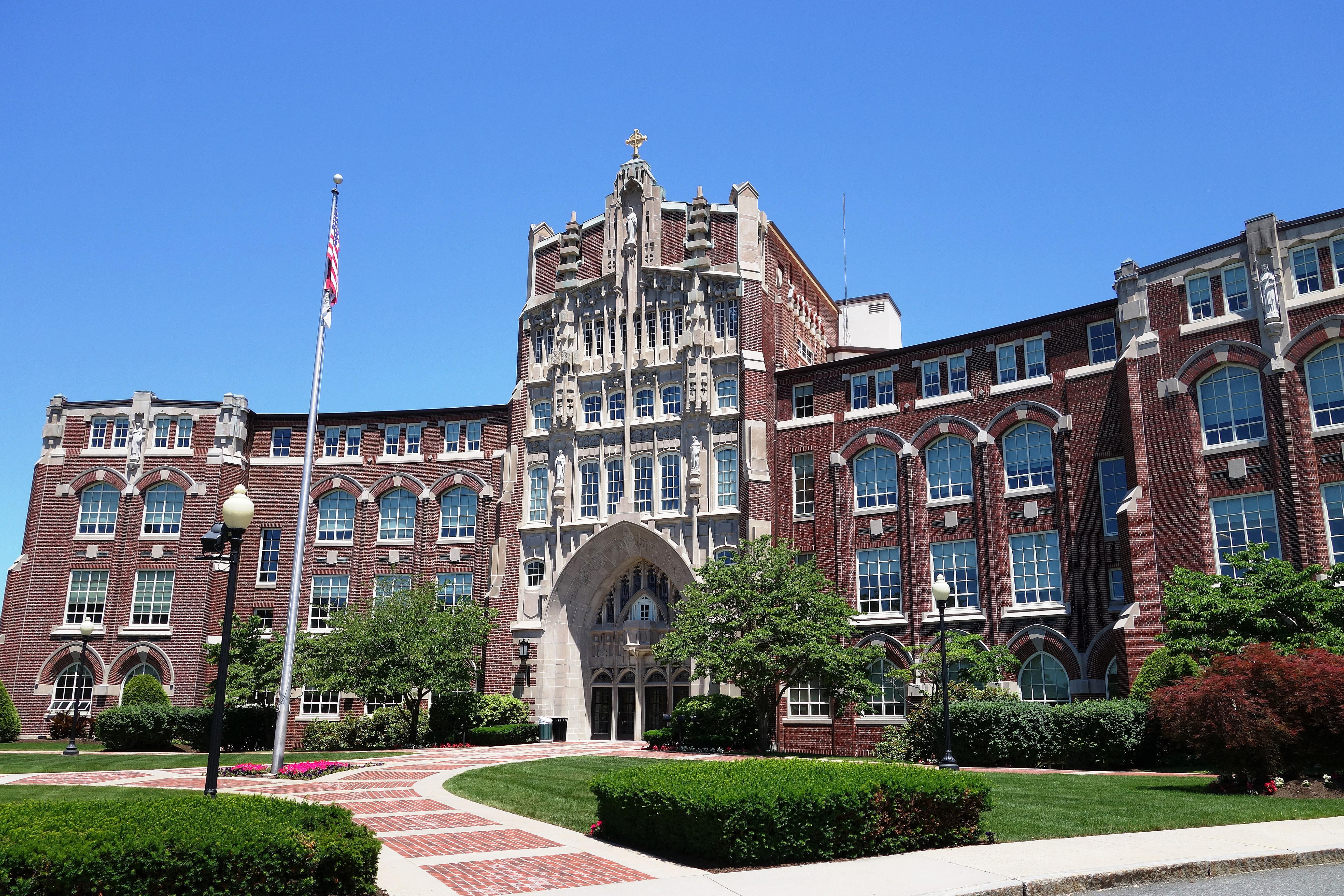 Harkins Hall at Providence College