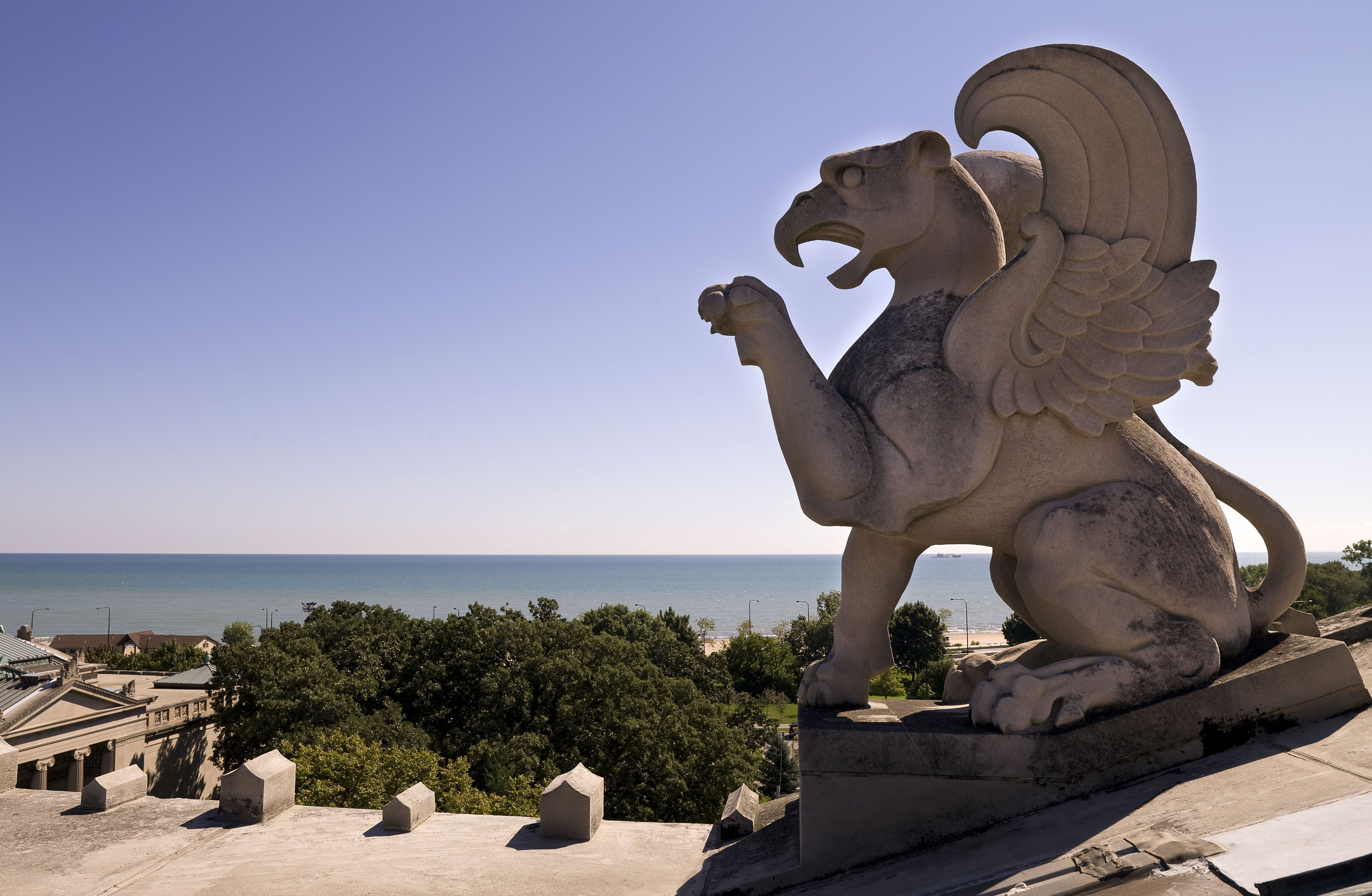 The Griffin In Architecture And Design
