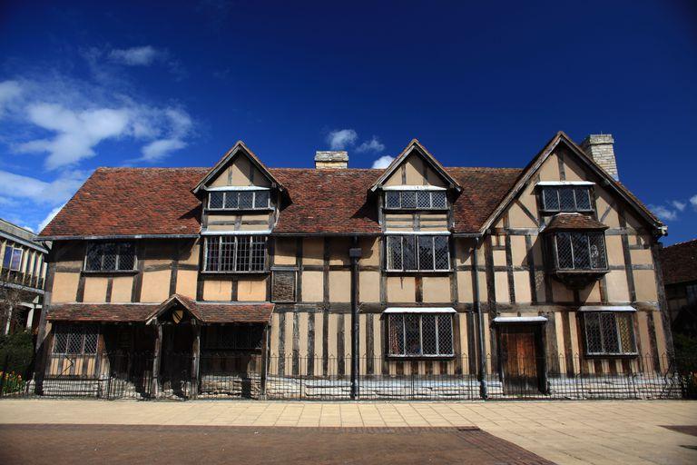 1564 Shakespeare Born London 2012