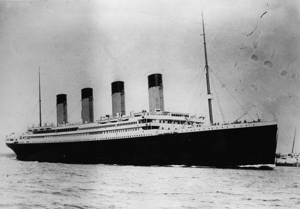 Ocean Floor Real Life Ghost Titanic