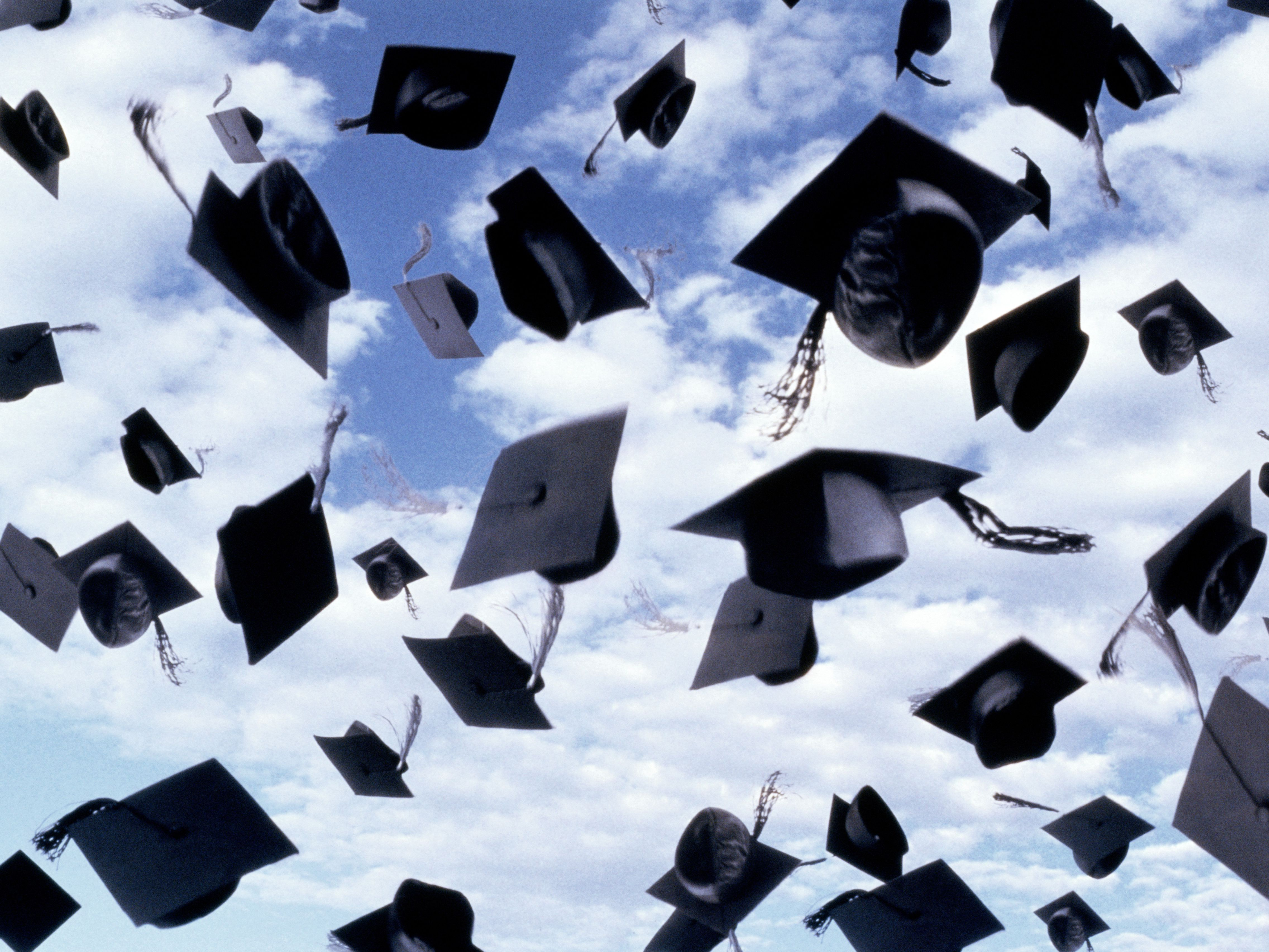 Top Ten Themes for Graduation Speeches